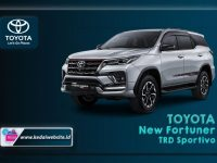 Mobil Toyota New Fortuner
